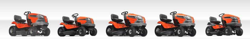 Husqvarna Riding Lawn Tractors-mowers
