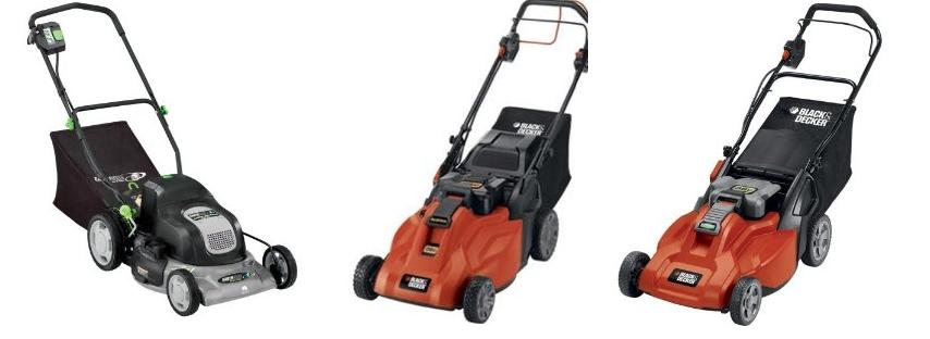 best cordless electric lawn mowers